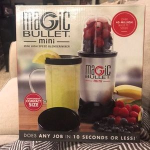 Other - NEW MAGIC BULLET MINI (6piece)